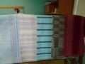 couvertures tissées pour bébé
